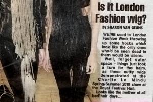 Daily Mirror!