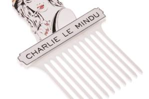 CHARLIE&#8217;s Christmas Present Ideas:<br>CHARLIE LE MINDU SEXY SIDE COMB!