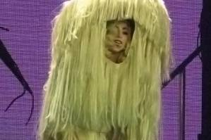 Monster Wig for a Monster Tour