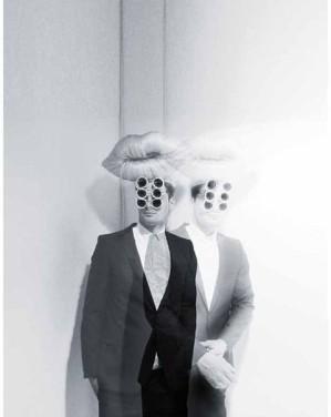 Diane Pernet covers Art Athina