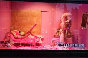 Charlie Le Mindu for selfridges !