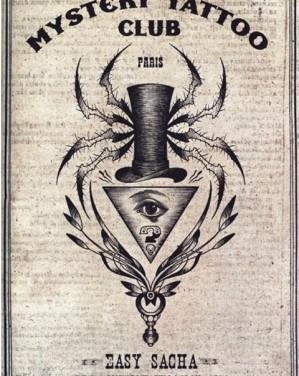 Blog: Mystery Tattoo Club