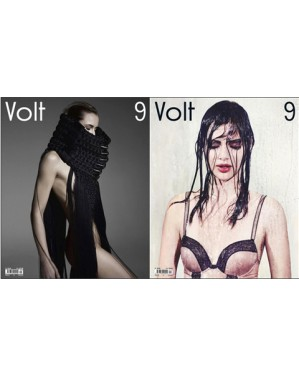 Projects: Volt 09 Cover