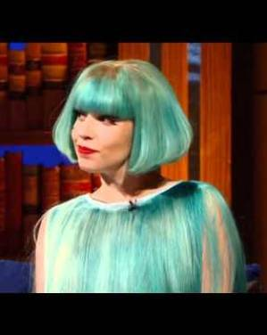 Tonight Paul O grady interwiew GAGA