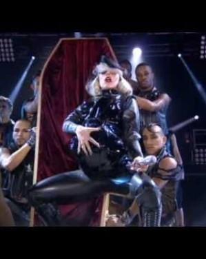Lady Gaga Wears Charlie Le Mindu