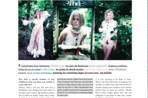 Charlie Le Mindu In Bullet magazine