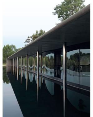 Une villa by Rudy Ricciotti